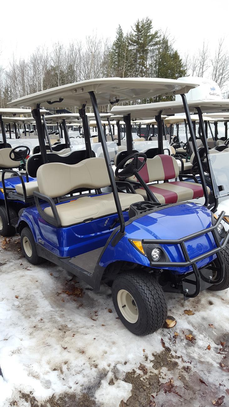 Used Golf Carts | Goudreau & Sons Golf Carts, LLC