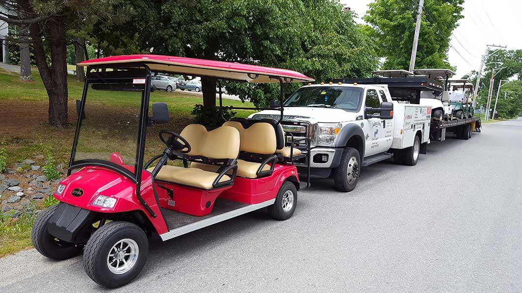 Goudreau & Sons Golf Carts, LLC   Winthrop, ME